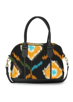 Devo Satchel on Ethical Ocean - made from 25 recycled water bottles! ($130)