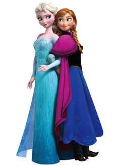 A princess dream come true... We bring to you a 3D version of Anna and Elsa to life within your princesss castle. Let it go and invite them to your