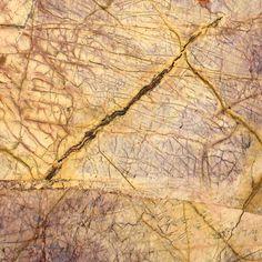 Yellow Damascus Marble Slab Countertop