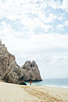 Cabo San Lucas. This was the best place I've ever been in my life.