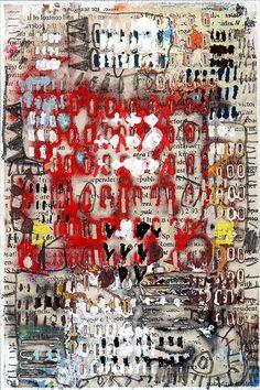 Chilton #art #collage #newartwork #modernart #mixedmediaart
