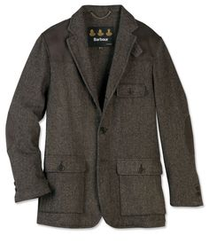 Just found this British Tweed Country Jacket - Barbour%26%23174%3b Soft Tweed Country Jacket -- Orvis on Orvis.com!