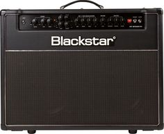 Blackstar HT-60. Played through one of these yesterday and sounded amazing. Definitely in the running for my next amp.