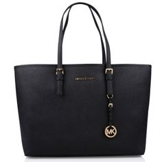MICHAEL Michael Kors - 'Jet Set Travel' Medium Multifunction Tote 18K