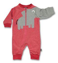 "#Ubang - Baby Anzug ""Elephant"" - € 53,95"