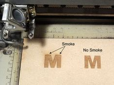 Picture of Tip #1: Preparing for Cutting or Engraving