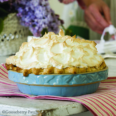 Gooseberry Patch Mile-High Chocolate Meringue Pie Recipe
