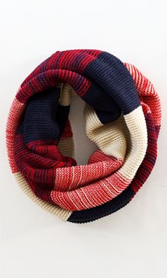Bundle up, and look cozy and cute for the family pictures. These festive scarf will keep you both warm AND pretty!