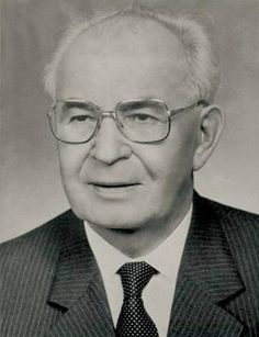 """After Dubcek was deposed he was repalced by the Slovak Gustáv Husák (pictured here) who was named Frst Secretary (title changed to General Secretary in 1971). He initiated a program of """"Normalization"""" ( a return to the prereform period). Normalization entailed comprehensve political repression and the return to ideological conformity. A new purge cleansed the Czechoslovak leadership of all reformist elements."""