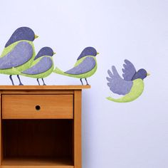Great, creative, and fun addition to a child's room.