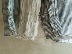beautiful striped linen shirts
