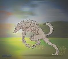 werewolf running - Google Search