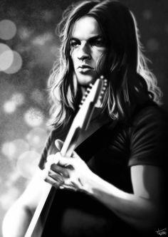 David Gilmourd