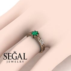 Rose Gold Engagement Ring by Segal Jewelry Engagement Ring For Her, Elegant Engagement Rings, Engagement Ring Buying Guide, Princess Cut Engagement Rings, Designer Engagement Rings, Wedding Ring Bands, Bridal Rings, Ring Designs, Diamond