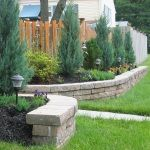 Townhouse Landscape Designs How to Optimize of Small Space Landscape