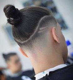 15 Best Man Bun Undercut Hairstyles - Men's Hairstyle Tips #undercut #undercuthairstyle #undercutfade #mensundercut #manbun #manbunundercut #mandbunfade #manbunbraids #lowfade #highfade #skinfade Faux Hawk Hairstyles, Man Bun Hairstyles, Cool Hairstyles For Men, Haircuts For Men, Men's Hairstyle, Man Bun Undercut, Man Bun Haircut, Fade Haircut Curly Hair, Undercut Long Hair