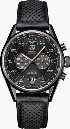 TAG Heuer Watch Carrera Chronograph Flyback Calibre 36 #watch #watches #men #reloj #fashionmen #stylemen #rotthades #design #diseño #style #fashion #classic #luxury #Watch #Watches