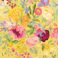 A fresh and cheerful addition to any room, the Spring Floral Canvas Wall Art is a lively canvas print that makes every day feel like spring. Inviting bright colors make this piece so appealing and dynamic. Canvas Wall Art, Canvas Prints, Framed Prints, Canvas Canvas, Inspirational Wallpapers, Sketchbook Inspiration, Art Decor, Vibrant Colors, Abstract Art