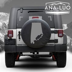 Alabama Tire Cover Jeep Wrangler ANY STATE AVALIBLE by Analuo