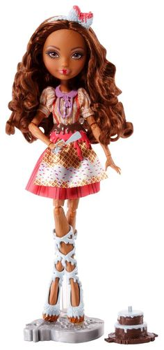 Cedar Wood Sugar Coated Ever After High Doll, 2015 ($20 at Shop.Mattel.com)