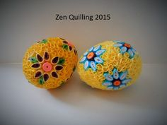 2015 - My own original designs - Facebook.com / Zen Quilling