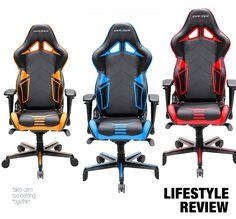 http://www.bonanza.com/listings/DXRacer-OH-RV131-NB-High-Back-Gaming-Chair-Carbon-Look-Vinyl-PU-Black-Blue-/422468270 Cook DXRacer chair RV131 series,three colors.on Pre-Order. #gaming #gamedev #indiedev #dxracer #onlinegames
