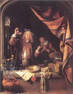 The Doctor - Gerrit Dou
