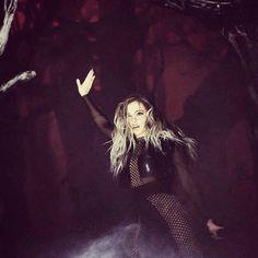 Jade performing at the Get Weird Tour ♥