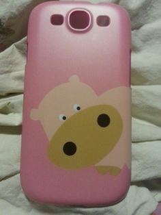 Hippo cell phone case