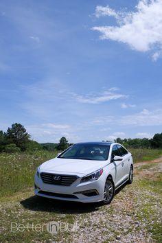 Introducing the 2015 Hyundai Sonata in Montgomery, Alabama #NewSonata #sponsored