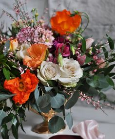 When it comes to wedding flowers, people often aren't sure what to look for or how to find the right florist. One thing we advocate for is: TRUST. When you find a florist you trust, you will know all those details will be taken care of. 💞