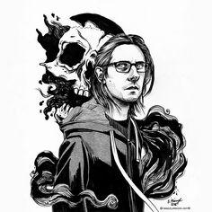 """Steven Wilson by Ela Raczyk """"Kelso"""""""