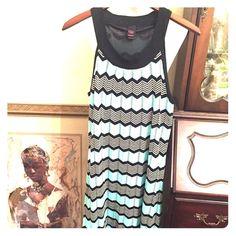 Wrapper Brand Knit Dress