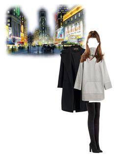 """Seulgi's solo scene m/v Fxck apologies- girl's era"" by girlsera on Polyvore featuring Mode, Jil Sander und adidas Originals"
