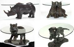 Mark Stoddart Animal Coffee Tables