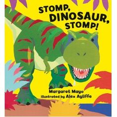 Stomp, Dinosaur, Stomp!  Good for trying out different kinds of movement.  Maybe 1st/2nd grade could use it for a performance...each class selects a different dinosaur to create a dance that uses the movement words?