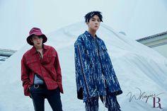 VIXX LR Whisper  #Leo #Ravi #Wontaek
