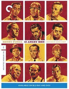 El señor de los bloguiños: Doce hombres sin piedad (1957) de Sidney Lumet