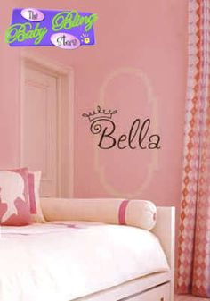 I'm going to do this with my name in my room<3