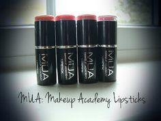 MUA: Makeup Academy Lipstcisk - My Make-up and Beauty Obsession!