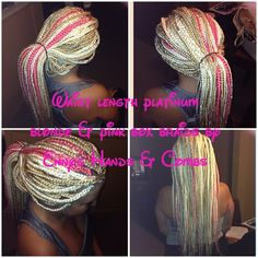 Caucasian Box Braids by StyleSeat Pro, Enny | Enny's Hands & Combs in Bolingbrook, IL