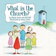 Two great books to teach preschoolers about the church!