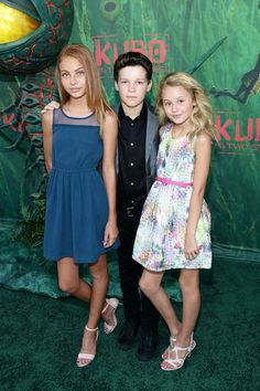 """Ruby Rose Turner Photos Photos: Premiere Of Focus Features' """"Kubo And The Two Strings"""" - Arrivals Kids Outfits Girls, Girl Outfits, Nadia Turner, Kubo And The Two Strings, Hayden Summerall, Little Girl Models, School Girl Dress, Pretty Kids, Young Girl Fashion"""