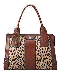 Fossil Handbag, Vintage Reissue Satchel