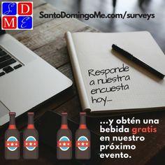 www.SantoDomingome.com/surveys #santodomingo #rd #republicadominicana #dominicanrepublic #dominicana #dominican