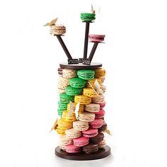 Pièce montée de macarons - Cocktails et buffets - Boutique en ligne - Vincent Guerlais