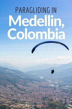 Deep into the hills which overlook the red-brick city of Medellin, we soared high above the sweeping green pastures and miniature hamlets of rural Colombia. Small pueblos, livestock, and serrated hills swirled beneath me.