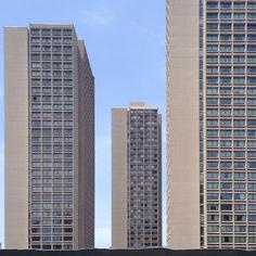New York  I  Pei  I  Architecture  I  Concrete  I  Photo: Botke