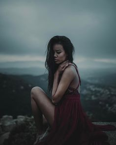 Emotional and Cinematic Portrait Photography by Ruben Martin #inspiration #photography