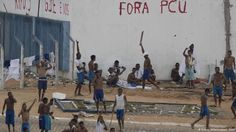 Military police gain precarious control after Brazil prison chaos | News | DW.COM | 22.01.2017